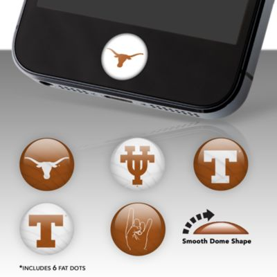 Texas Longhorns Fat Dots
