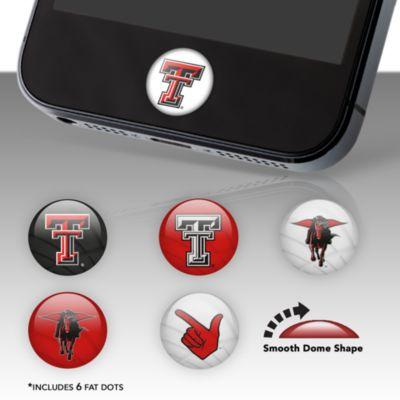 Texas Tech Red Raiders Fat Dots