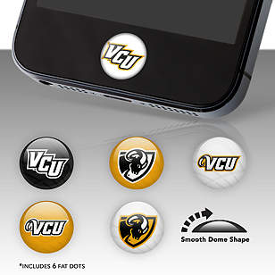 VCU Rams Fat Dots