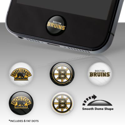 Boston Bruins Fat Dots Stickers