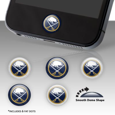 Buffalo Sabres Fat Dots Stickers