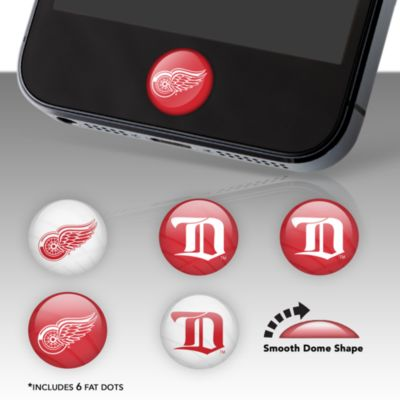 Detroit Red Wings Fat Dots