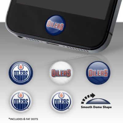 Edmonton Oilers Fat Dots