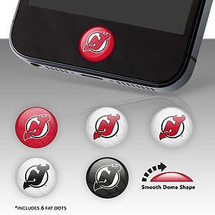 New Jersey Devils Fat Dots