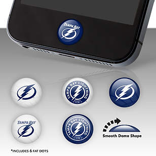 Tampa Bay Lightning Fat Dots