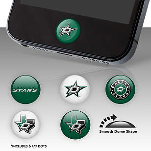 Dallas Stars Fat Dots