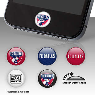FC Dallas Fat Dots