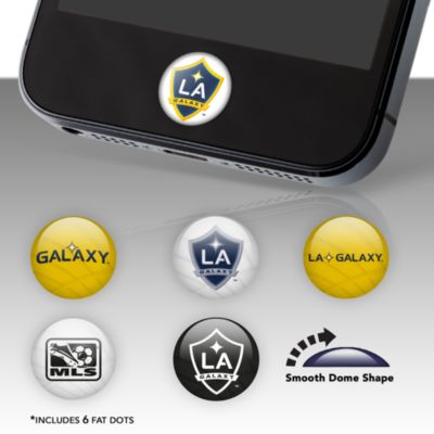 Los Angeles Galaxy Fat Dots Stickers