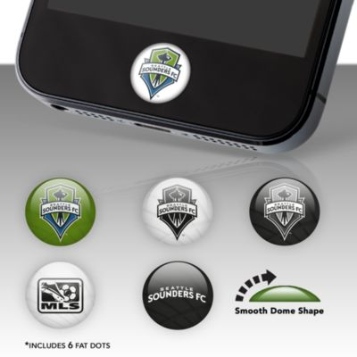 Seattle Sounders FC Fat Dots Stickers