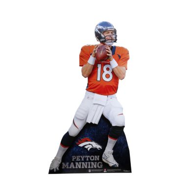 Peyton Manning Life-Size Stand Out
