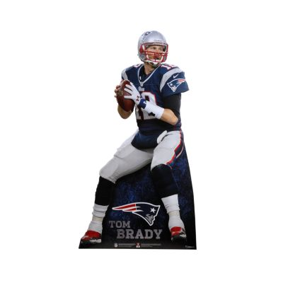 Tom Brady Life-Size Stand Out