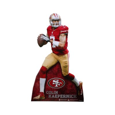 Colin Kaepernick Life-Size Stand Out