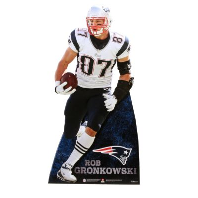 Rob Gronkowski Life-Size Stand Out