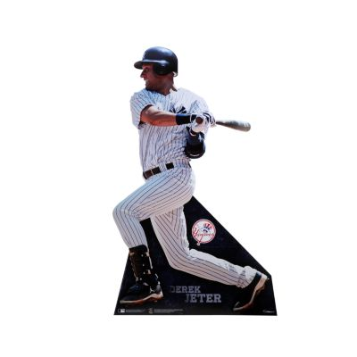 Derek Jeter Life-Size Stand Out Freestanding Cut Out