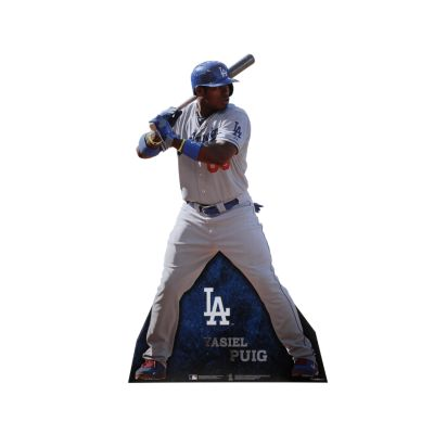 Yasiel Puig Life-Size Stand Out
