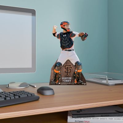 Buster Posey Desktop Stand Out