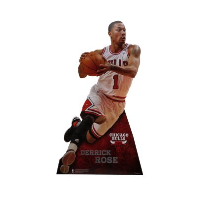 Derrick Rose Life-Size Stand Out