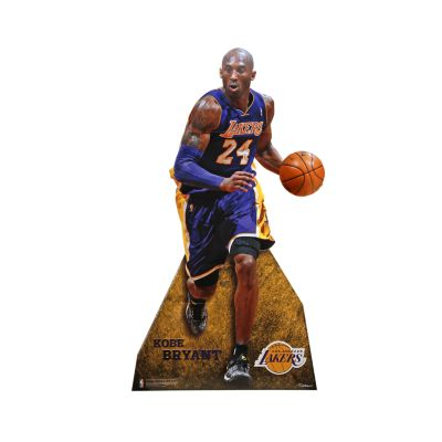 Kobe Bryant Life-Size Stand Out