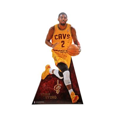 Kyrie Irving Life-Size Stand Out