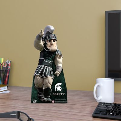 Sparty - Michigan State Mascot Desktop Stand Out