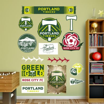 Portland Timbers Logo Collection