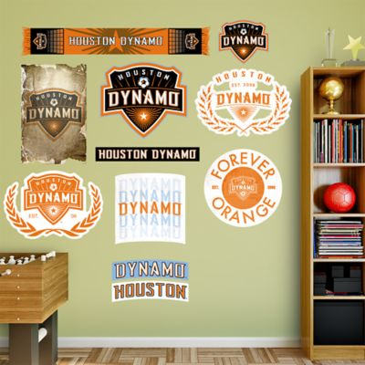 Houston Dynamo Logo Collection