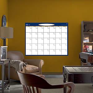 Dry Erase Blank Month Calendar Fathead Wall Decal