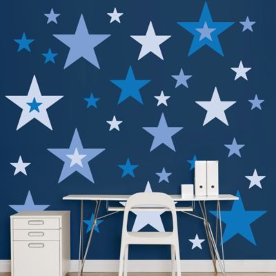 Stars Fathead Wall Decal
