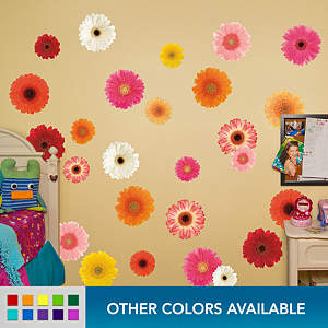Daisies Collection Fathead Wall Decal