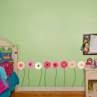 Daisies Set Fathead Wall Decal