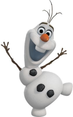 Olaf Wall Decal