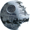 Death Star Wall Decal