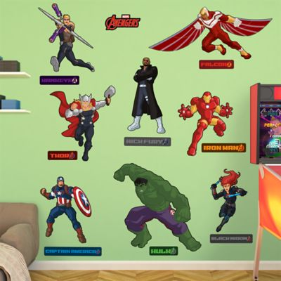Avengers Assemble Collection