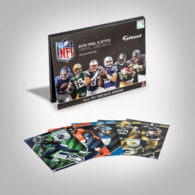 NFL 2015 Tradeables Collector's Set