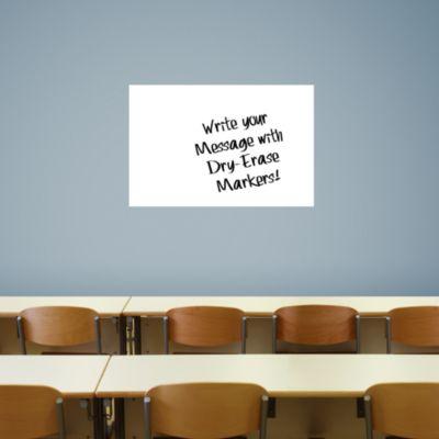 Medium White Dry Erase Board by Fathead