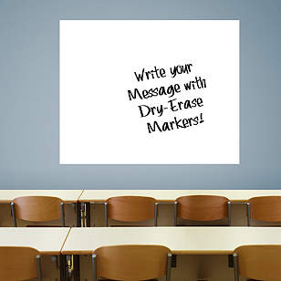 Extra Large White Dry Erase Board by Fathead