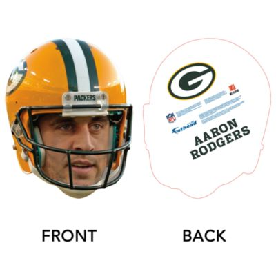 Aaron Rodgers Game Day Big Head