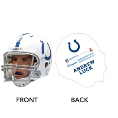 Andrew Luck Game Day Big Head Cut Out