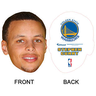Stephen Curry Big Head