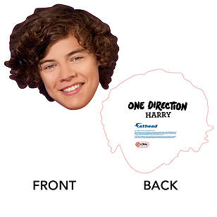 Harry Styles: One Direction Big Head