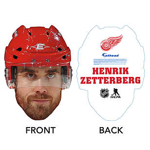 Henrik Zetterberg Big Head