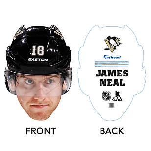 James Neal Big Head