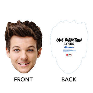 Louis Tomlinson 1D Big Head