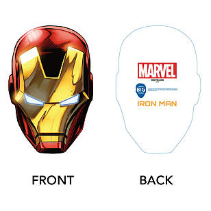 Iron Man Big Head