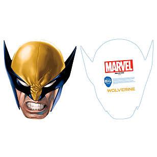 Wolverine Big Head