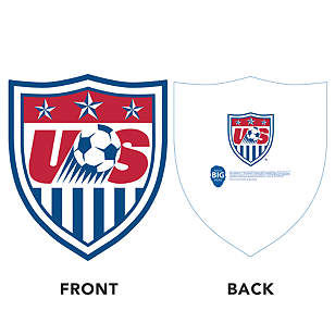 US Soccer Crest Big Head