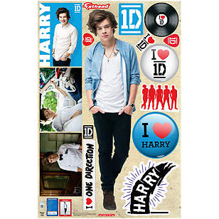 Harry Styles: 1D