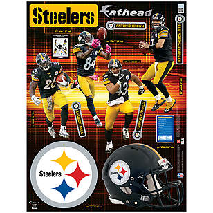 Pittsburgh Steelers Power Pack