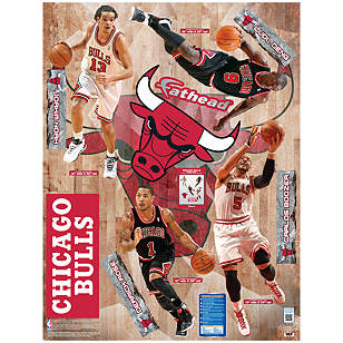 Chicago Bulls Power Pack