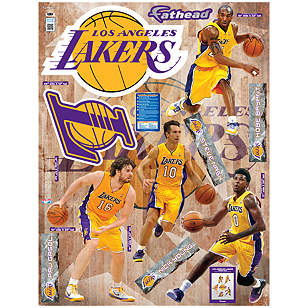 Los Angeles Lakers Power Pack